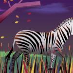 Zebras Strip