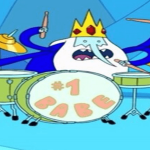 king and the drum story