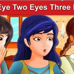 One eye two and three eye story
