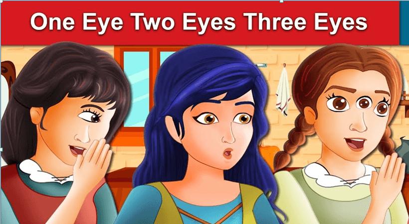 One Eye Two Eye Three Eyes story