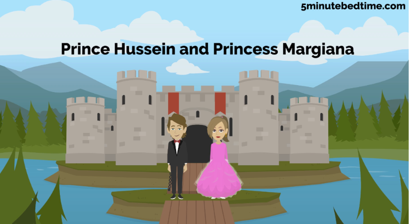princess hussain and margiana story