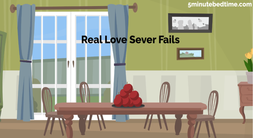 real love never fails story