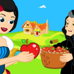 Snow white and the witch story