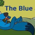 the blue jackal story