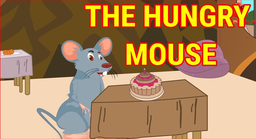The hungry  mouse story
