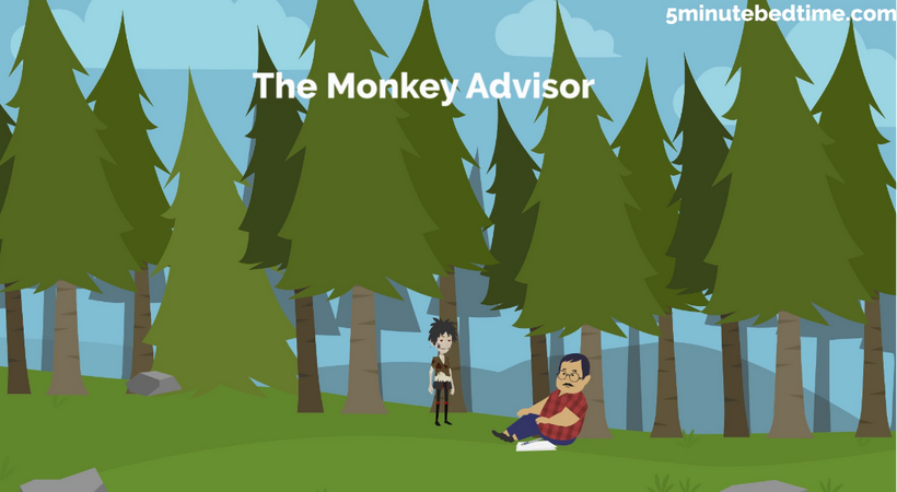 The monkey Advisor  Story