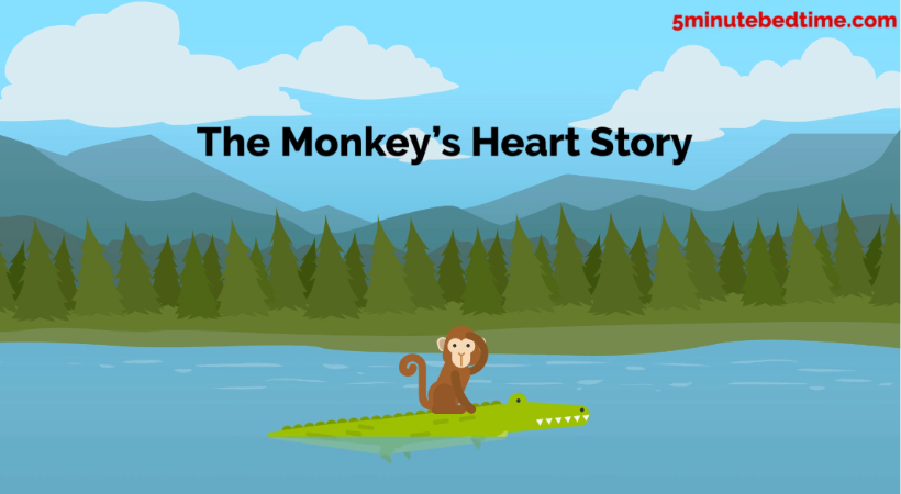 The Monkey's Heart Story