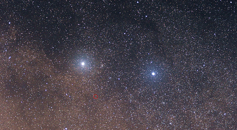 Stars in the Sky Story
