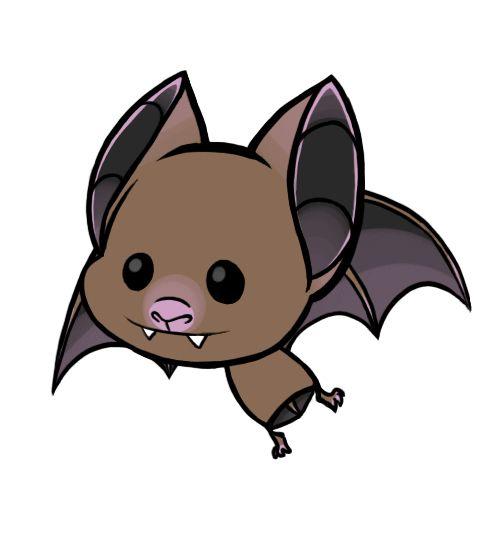 bat animated