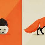 fox and the hedgehog