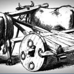 the oxen and the wheels