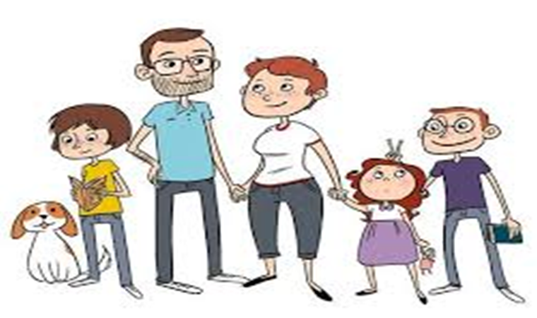 animated family